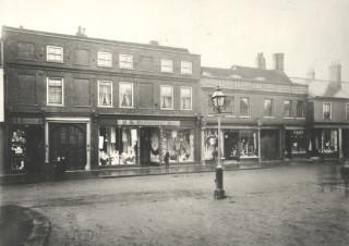 Harradence's Department Store, c1910   Hals
