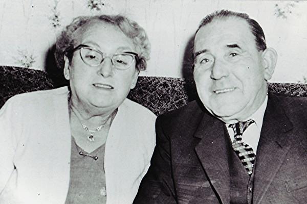 William & Florence Heard   Geoff Webb