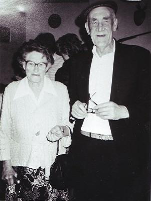 Connie & Edgar Hedges | Geoff Webb