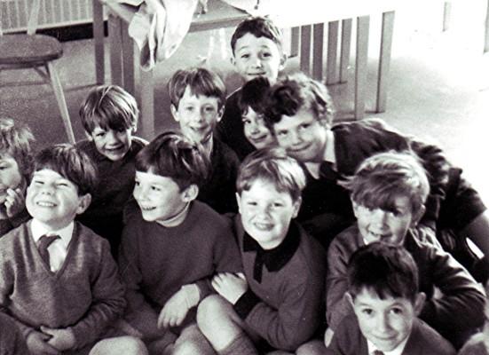 Infants School Group   Geoff Webb