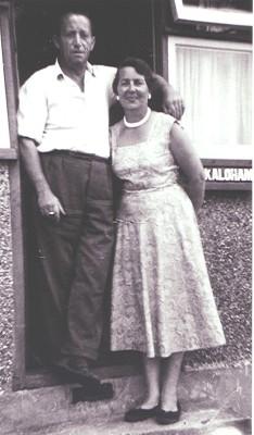 Henry & Doris Hewitt | Geoff Webb