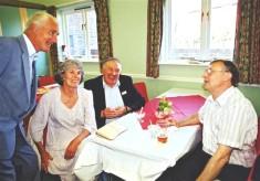 Redbourn - School Reunions