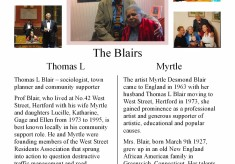 The Blair Family of Hertford