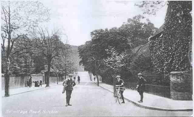 Hermitage Road c.1900 | HALS