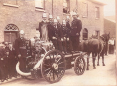 Hertford Fire Services ― HALS Exhibition and Open Days