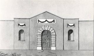 Hertford Gaol, 1790