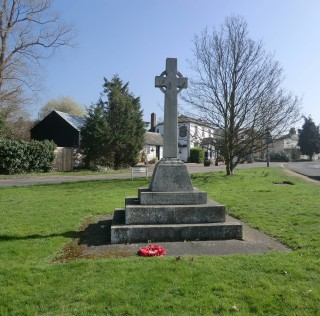 Hertford Heath War Memorial | Terry Askew