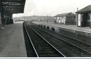 Hertford North Station | Hertfordshire Archive and Local Studies