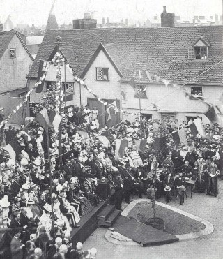 Celebrations in Hertford | Hertfordshire Archives and Local Studies
