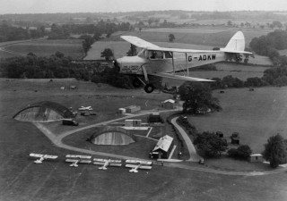 Panshanger Aerodrome | Hertfordshire Archives and Local Studies