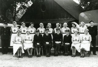 British Red Cross at Welwyn | Hertfordshire Archives and Local Studies