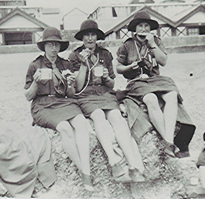 Girl Guides | Geoff Webb