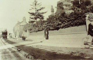 Heaton House, 1919 | Hertfordshire Archives & Local Studies