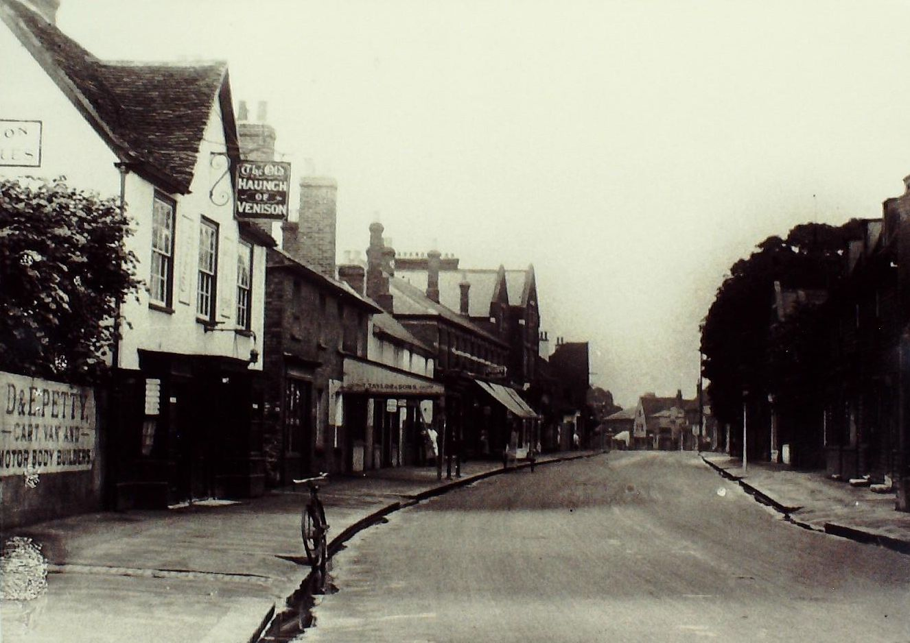 High Street Pubs Pubs Cheshunt High Street Herts Memories