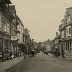 High Street c1915 | Hertfordshire Archives & Local Studies