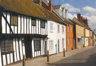 Buntingford High Street | Hertfordshire Archives & Local Studies