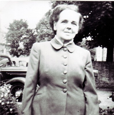 Hilda Alexander   Geoff Webb