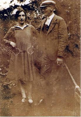 Hilda & Bill Sibley | Geoff Webb