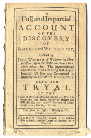 The first pamphlet published by Revd Francis Bragg | Hertfordshire Archives & Local Studies Ref: Hine 282
