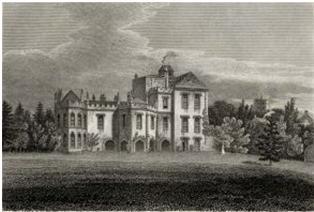 Holywell House c 1820 | Derek Roft