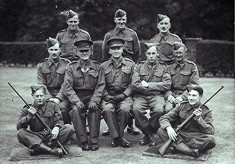 Home Guard Shooting Team