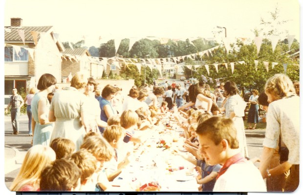 Honey Way Street Party 29 July 1981 | Sylvia Beamon