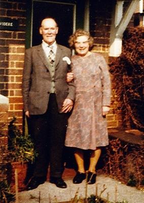 George & Hilda Hooper | Geoff Webb