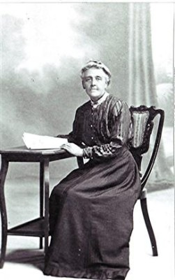 Rebecca Hopcroft c.1920 | Geoff Webb
