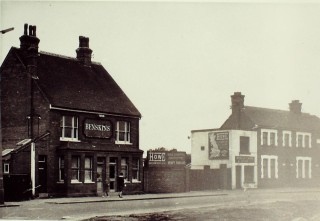 Horse & Groom c.1959 | Hertfordshire Archives & Local Studies