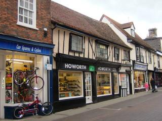 Howorth's Shoe Shop | James Robinson