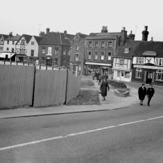 Saracen's Head Site | Hertfordshire Archives & Local Studies