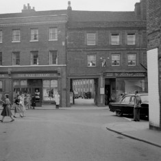 Ware High Street