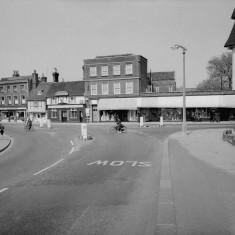 Ware High Street | Photo c.1959