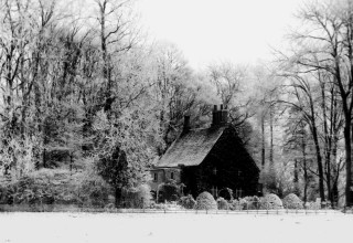 Balls Park in the Snow | Hertfordshire Archives and Local Studies