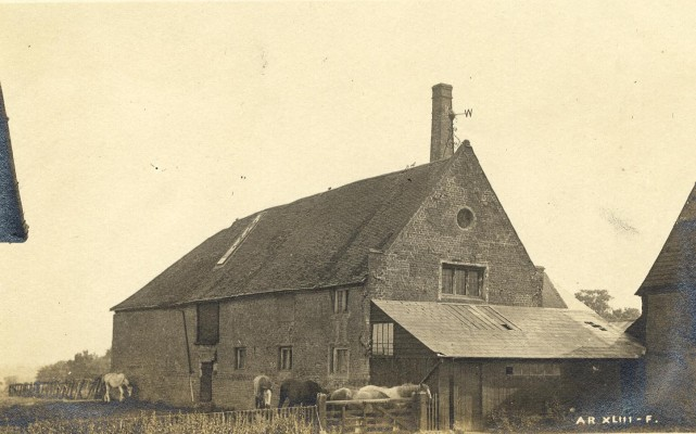Hyde Hall Barn | Hertfordshire Archives & Local Studies