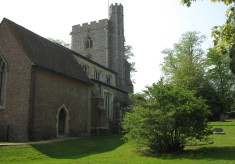 The Great Gaddesden Parish Church