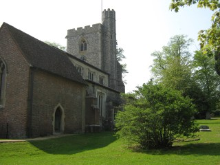 The Great Gaddesden Parish Church | John Halsey