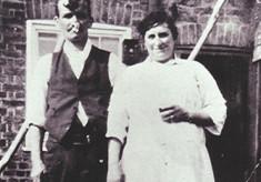 Alfred & Martha Hebbs