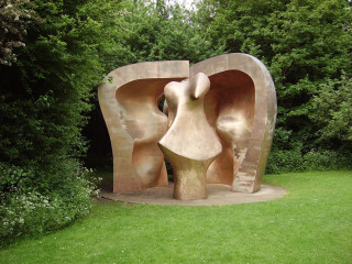 Henry Moore Foundation photo gallery