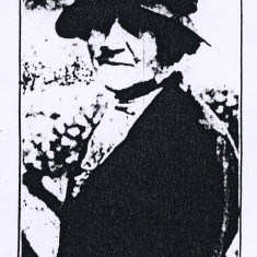 Henrietta Horewood was head housemaid at Gorhambury, St Albans for 48 years and was presented to the Queen in 1931. | Hertfordshire Archives and Local Studies