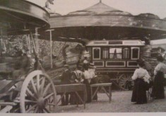 Baldock Fair before WW1