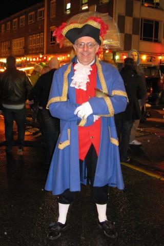 Ware's Dickensian Evening 2009