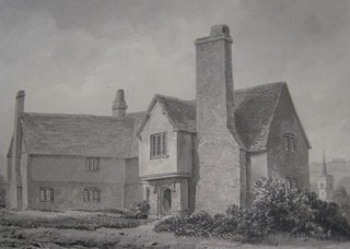 Great Gaddesden vicarage | Hertfordshire Archives & Local Studies, Clutterbuck Vol.3