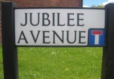 Jubilee street names