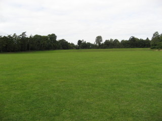 This is Pinhill playing field | I took this picture