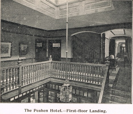 The Peahen Hotel