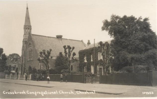 The Congregational Church.