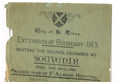 The Beating of the Bounds 1913 pt 2