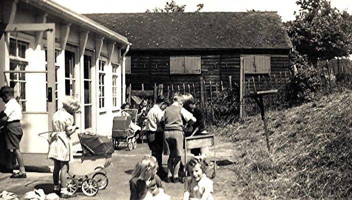 Infants School 1959 | Geoff Webb