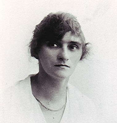 Isobel Statham, Redbourn c. 1920 | Geoff Webb